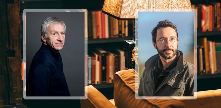 Rencontre littéraire avec le Président et le lauréat du Prix Orange du Livre 2019