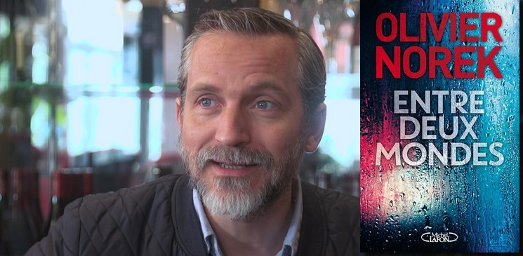 """Rencontre avec Olivier Norek pour """"Entre deux mondes"""""""