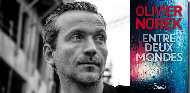 Venez rencontrer Olivier Norek