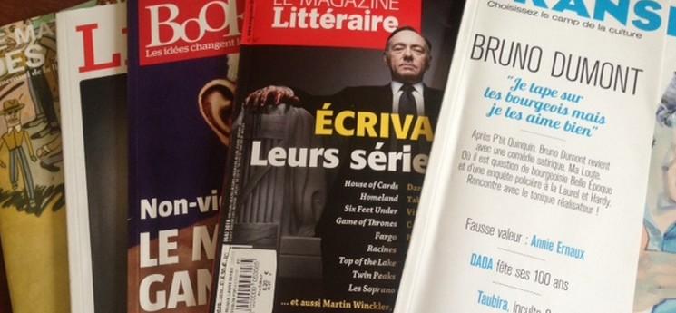"""Yann Moix sous pression, Annie Ernaux """"fausse valeur"""", Christiane Taubira, faux écrivain"""