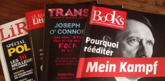 """""""Mein Kampf """", les """"romans noirs pour femmes mûres"""", Frédéric Ciriez pour tout le monde !"""