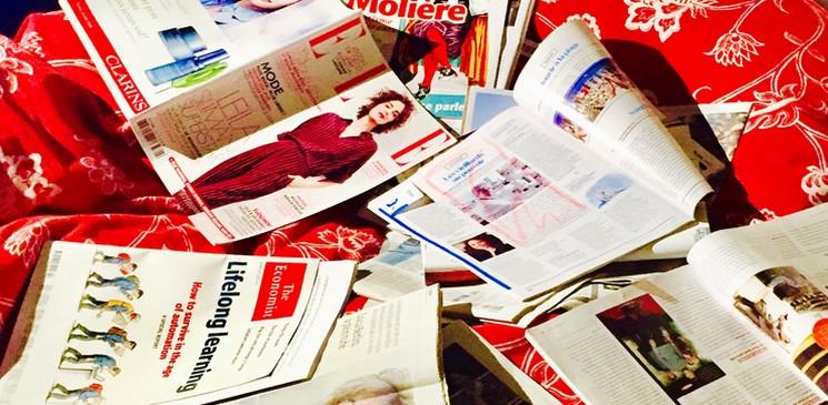 En 2017, la littérature change avec Michel Houellebecq, Leïla Slimani...