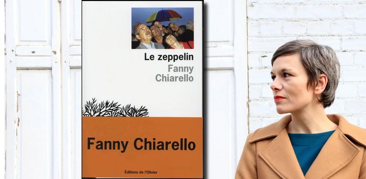 """Fanny Chiarello répond aux lecteurs de son roman """"Le Zeppelin"""""""
