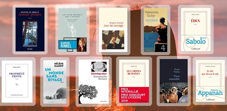Les romancières françaises : état des lieux à l'orée de 2020