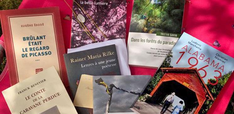 Les romans pour les vacanciers du mois d'août