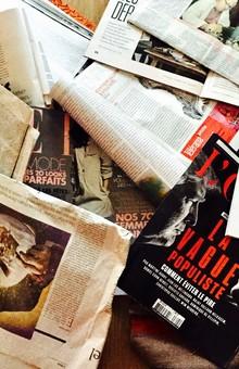 Liste de Noël ou chasse au tigre : la revue de presse de décembre sent le sapin