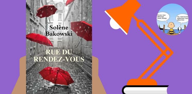 """""""Rue du rendez-vous"""", un roman plein de tendresse et de douceur"""