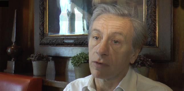 Autour d'un verre avec Jean-Christophe Rufin