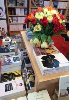 [Reportage] Quand Nathalie se souvient de son salon Livres Paris