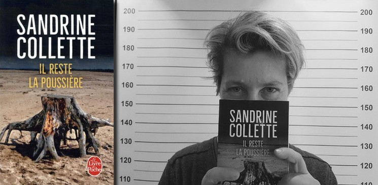 Sandrine Collette, récit d'une glaciale Patagonie