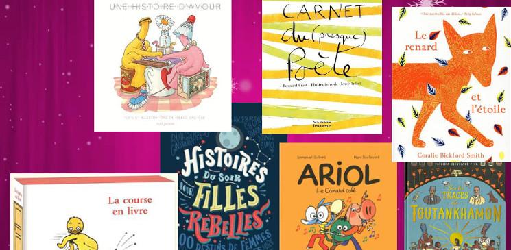Les 6 livres à offrir aux enfants pour Noël
