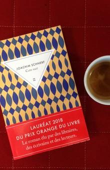"""Venez rencontrer Joachim Schnerf, lauréat 2018 du Prix Orange du Livre pour """"Cette Nuit"""""""