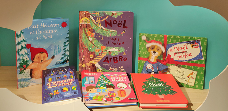 De jolis livres jeunesse pour patienter en attendant Noël