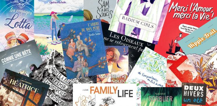 Prix BD Lecteurs.com – CNL : découvrez la sélection d'albums, le jury et la présidente de la 2e édition