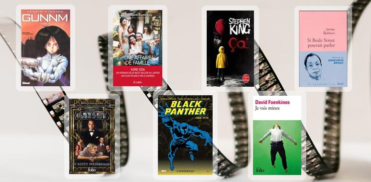 Vous avez aimé le film ? Vous adorerez le livre !