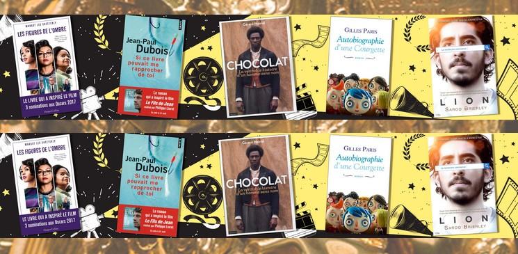 Oscar et César : les meilleurs romans adaptés au cinéma