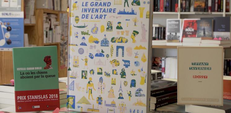 """De belles idées de lectures avec """"Ma librairie"""" à Senlis !"""