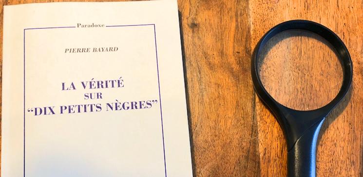 Agatha Christie s'est trompée, oui, elle s'est trompée !