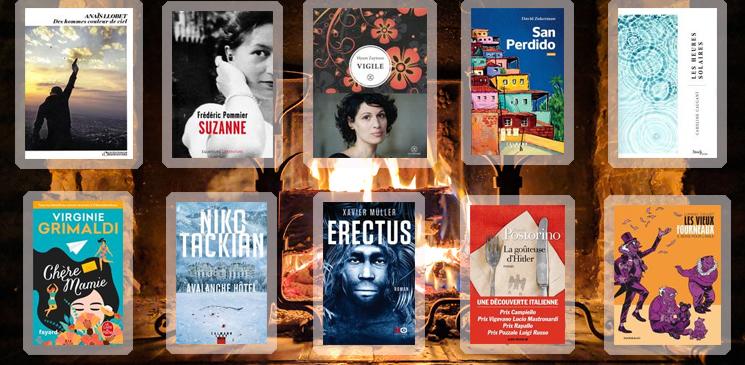 Les 10 livres coups de cœur des lecteurs - janvier 2019