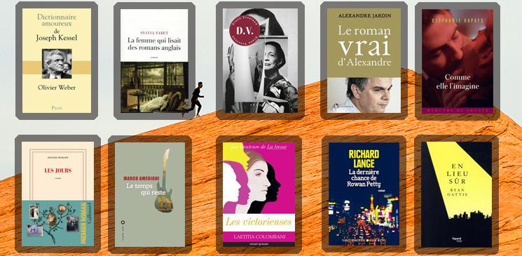 Rattrapage estival : les 10 livres indispensables sortis cette année