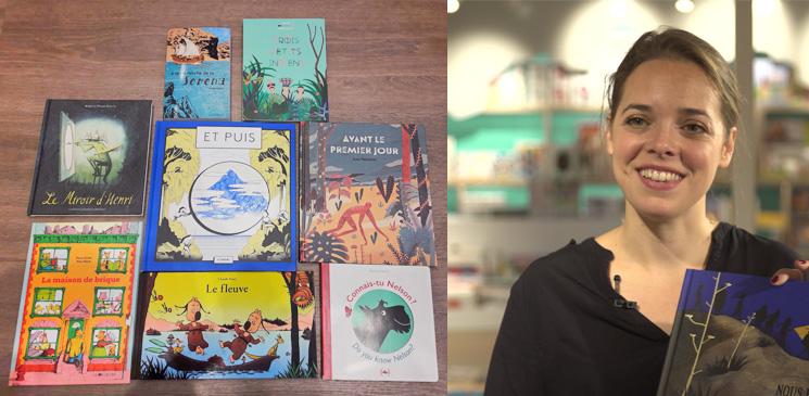 Le meilleur de la littérature jeunesse, par la librairie Le Divan Perché