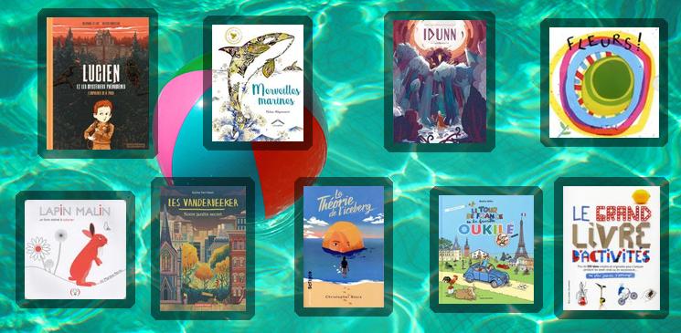 Quels sont les livres jeunesse à lire cet été ?