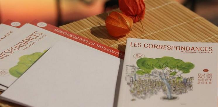 Les Correspondances de Manosque 2018 Vingtième édition