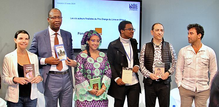 Prix Orange du Livre Afrique 2019 : revue en détail des six romans finalistes