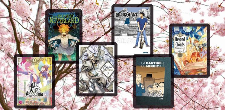 Les meilleurs mangas à offrir pour Noël