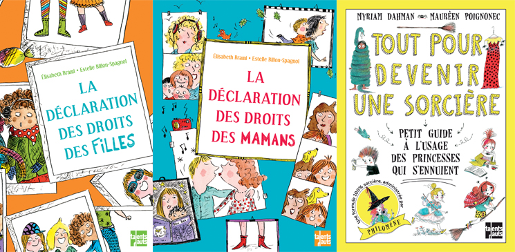 On aime, on vous fait gagner 3 pépites jeunesse pour accompagner la Journée internationale des droits des femmes