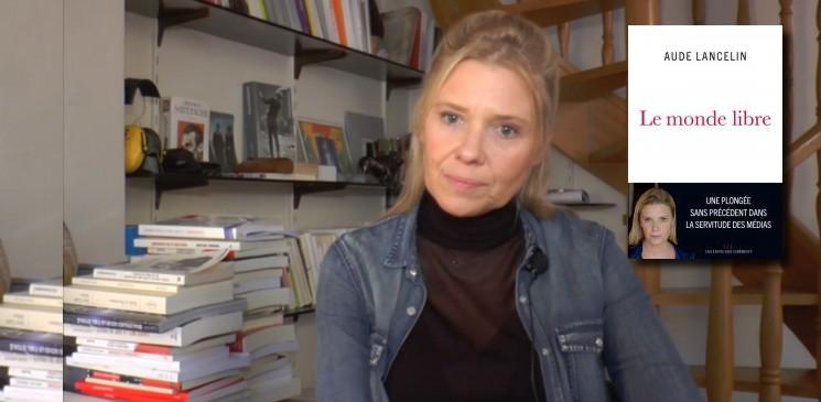 """""""Le Monde libre"""" d'Aude Lancelin, le Renaudot Essai qui signe la mise à mort de la presse française"""