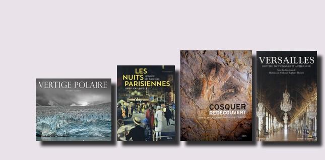 Les beaux livres, une valeur sûre pour les fêtes