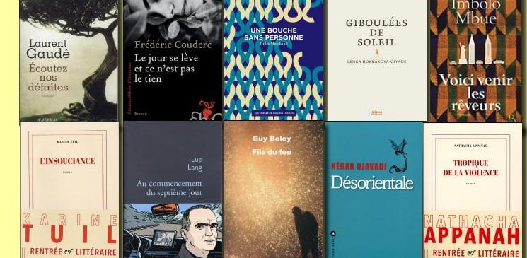 Les 10 romans coups de cœur de la rédaction