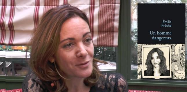 Entretien autour d'un verre avec Emilie Frèche
