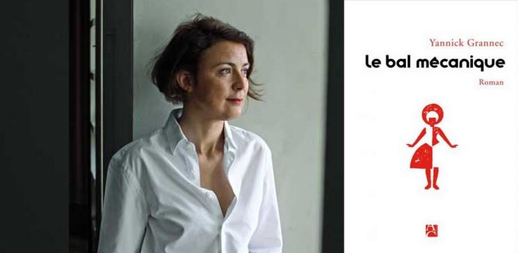 A la rencontre des auteurs de la rentrée littéraire : Yannick Grannec se dévoile