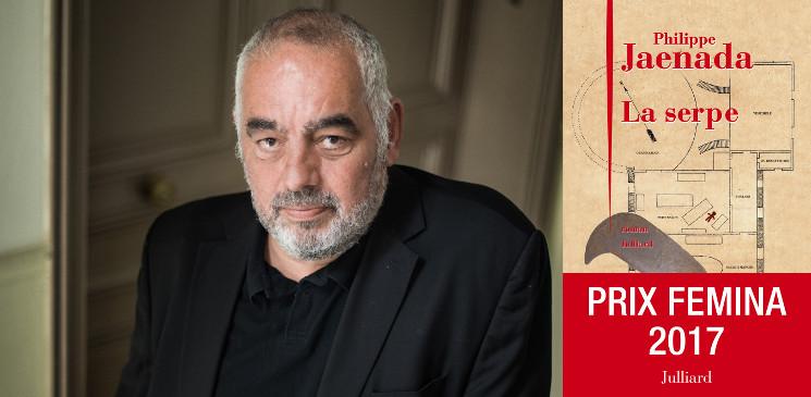 Philippe Jaenada : « Je suis en train de devenir le redresseur de torts des erreurs judiciaires. »