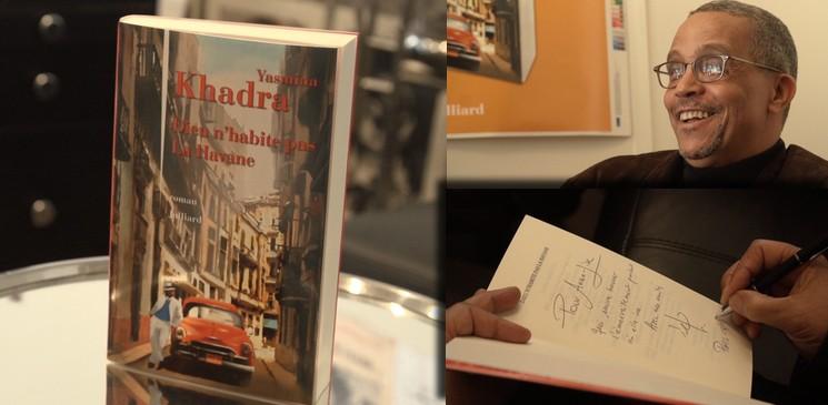 """Dieu n'habite pas la Havane"". A Cuba, Yasmina Khadra a découvert un peuple"