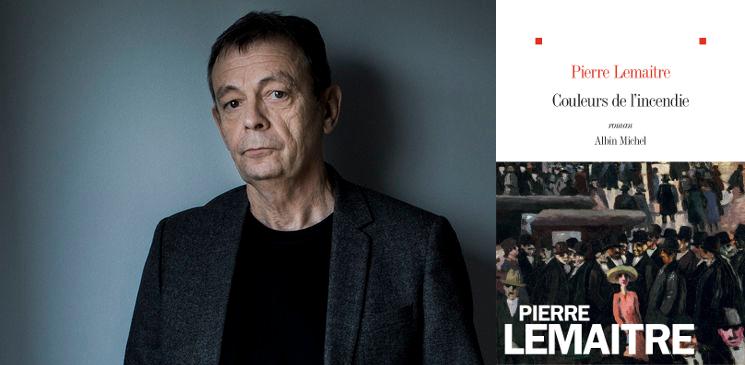 Découvrez en avant-première le nouveau roman de Pierre Lemaitre et rencontrez l'auteur