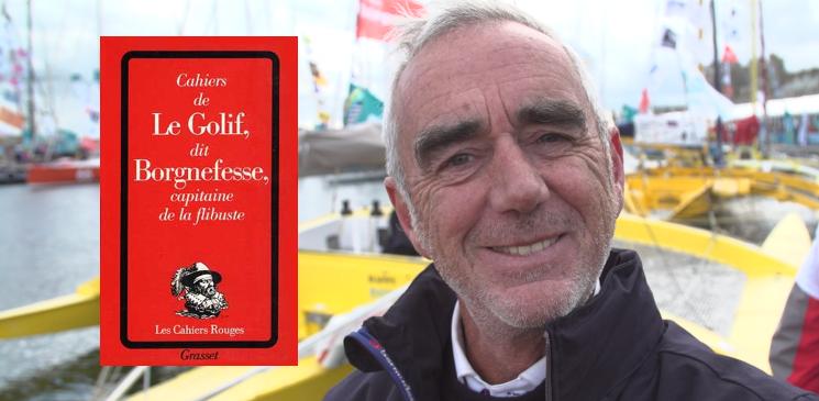 La Story littéraire de Loïck Peyron : un livre à lire en solitaire... et à partager !