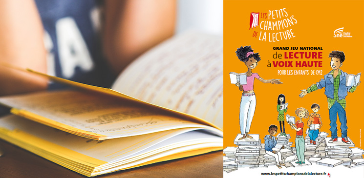 La grande aventure des « Petits champions de la lecture », à découvrir et à partager dès maintenant !