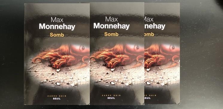 """Avec """"Somb"""" de Max Monnehay, vous ne regarderez plus jamais vos amis de la même façon"""