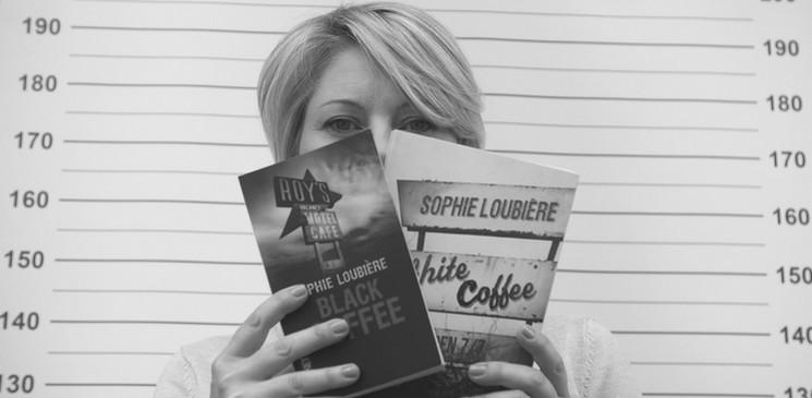 Sophie Loubière, l'étape polar de la Route 66