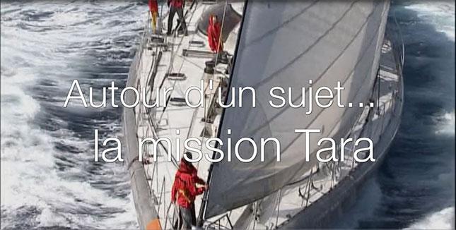Vincent Hilaire nous parle de l'expédition en Arctique à bord de Tara