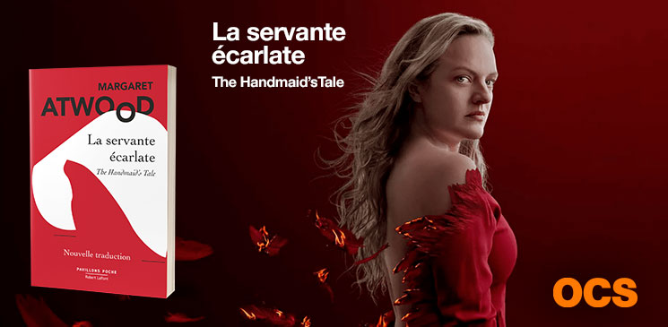 """La saison 4 de The Handmaid's Tale est là : gagnez des exemplaires de """"La servante écarlate"""" !"""