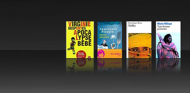 Auteures primées : Prix littéraires ne rime pas avec parité