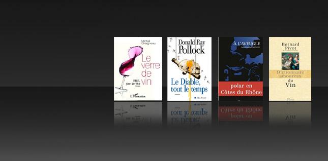 Du vin au livre : une sélection d'ouvrages à lire sans modération