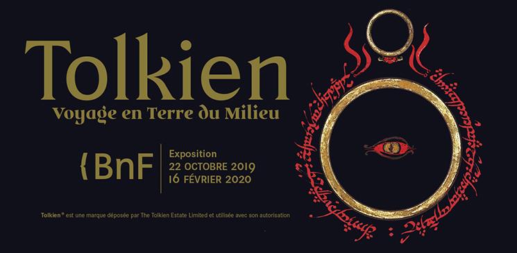 Gagnez des places et des albums de l'exposition « Tolkien, voyage en Terre du Milieu » à la BnF