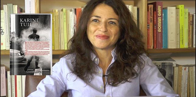 Les réponses de Karine Tuil aux Explorateurs de la rentrée littéraire