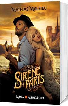 """Evénement """"Une Sirène à Paris"""" : des places de cinéma et des livres à gagner !"""