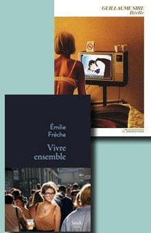 """""""Vivre ensemble"""" d'Emilie Frèche et """"Réelle"""" de Guillaume Sire"""